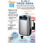 EE-6908 – 3-IN-1 True Hepa Humidifier (3)