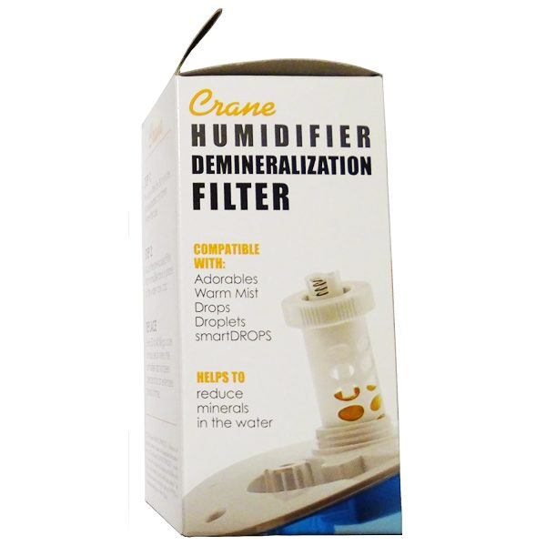 HS-1932-Humidifier Demineralization Filter Cartridge (For use in Crane Models Adorable, Drops Droplet, Smart Drops and Warm Mist ) (3)