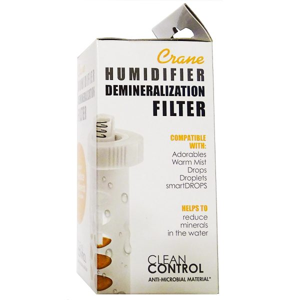 Humidifier Demineralization Filter Cartridge